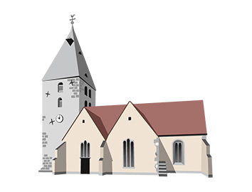 Kirche Steuer